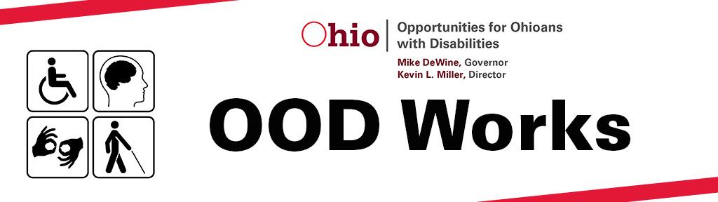 Header for OODWorks E-Newsletter