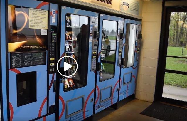 Video of OOD's Business Enterprise Program highlighting vending operations