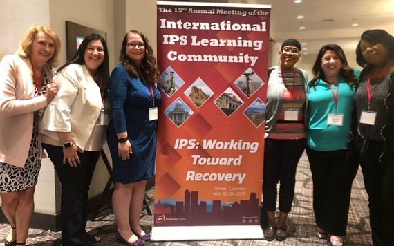 Group Photo of six Ohio attendees at IPS Annual Meeting