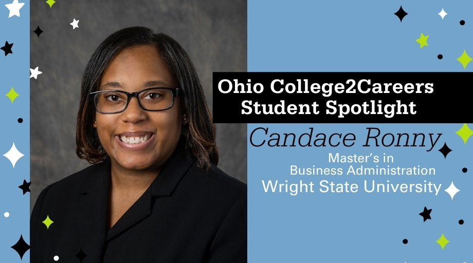 Photo of College2Careers Student Candace Ronny