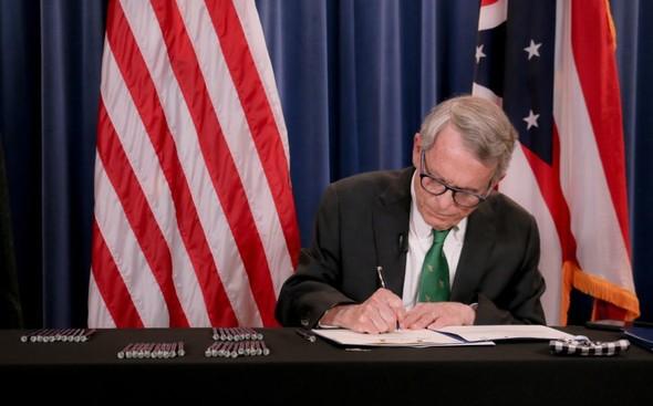 Governor DeWine Signs Bill Into Law