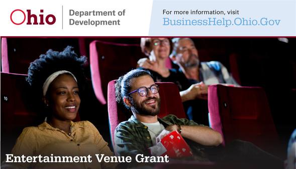 Entertainment Venue Grant