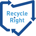 Recycle Right logo badge
