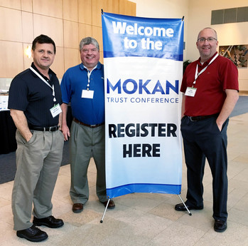 2018 MOKAN Trust Conference Attendees