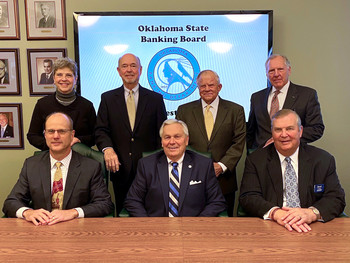 2019-11-20 State Banking Board