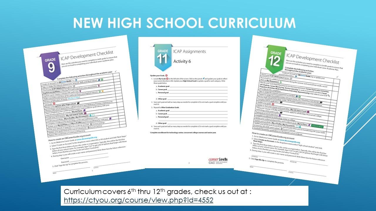 hs curriculum