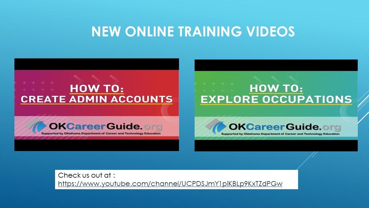 okcg video links