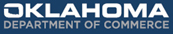 Oklahoma department of commerce logo image