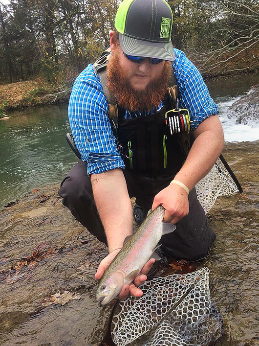 News: Cool Anglers Go Fly Fishing for Trout