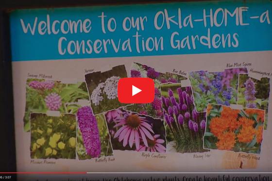 Okla-Home-a Conservation Garden