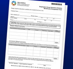 Beneficiary form