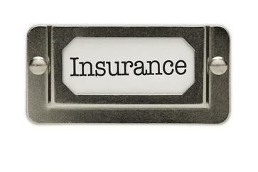 photo of the word insurance