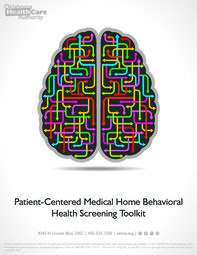 Behavioral Health Toolkit Cover