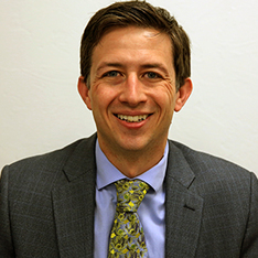 Austin Marshall, director of Government Relations