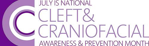 National Cleft & Craniofacial Awareness & Prevention Month logo