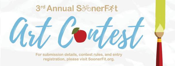 art contest infographic