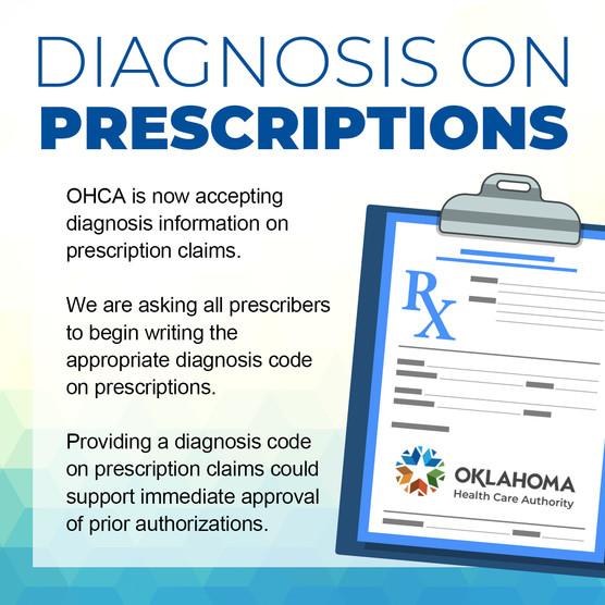 Diagnosis on Prescriptions