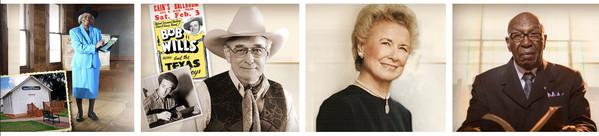 Voices of Oklahoma 4 portraits