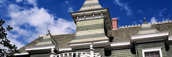 Drummond Home roofline
