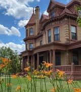 Henry and Anna Overholser Home