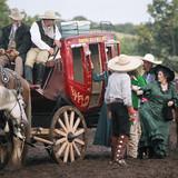 Wild West Fest stagecoach