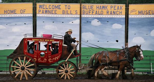 Stagecoach Wild West Show