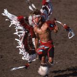 Wild West Show dancer