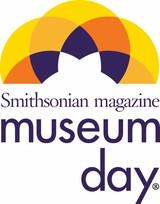 Smithsonian museum day logo