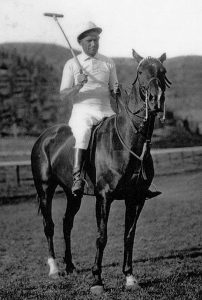 Will Rogers Polo Horse