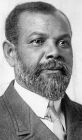 S. Douglas Russell, an African-American newspaper man at Langston