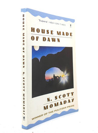 House made of Dawn book cover