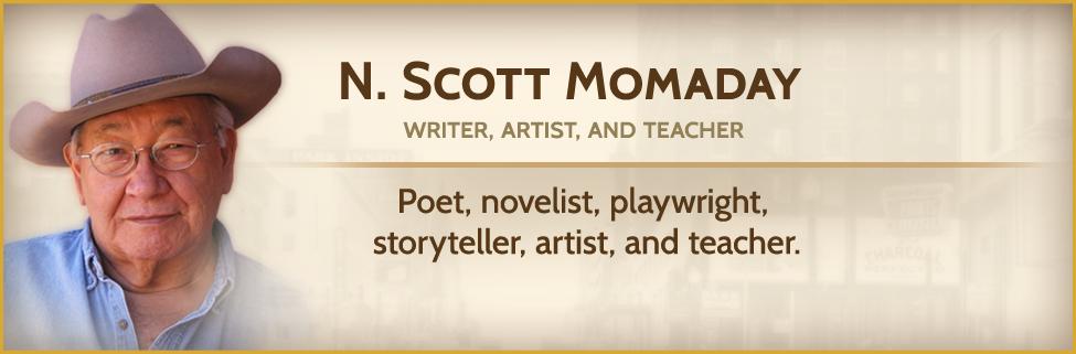 N. Scott Momaday Voices Interview