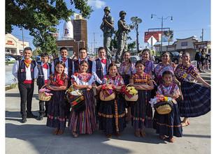 Eterna Primavera dance group