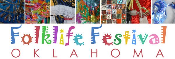 Folklife Festival Oklahoma Logo