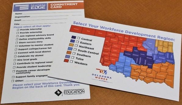 Student Success business engagement cards