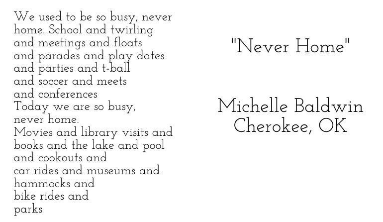 Michelle poem