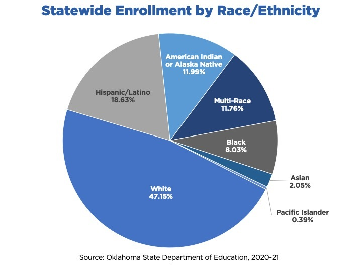 Statewide Enrollment by Ethnicity/Race