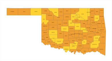 Alert map 2020-09-18