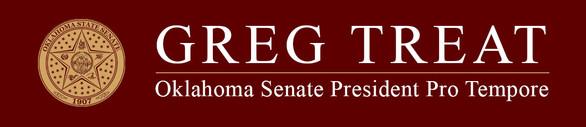 Pro Tem Greg Treat email banner