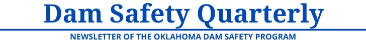 Dam Safety Newsletter banner