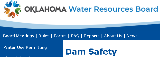 Dam Safety Page