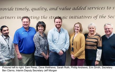 Secretary of State staff celebrate one year in OregonBuys