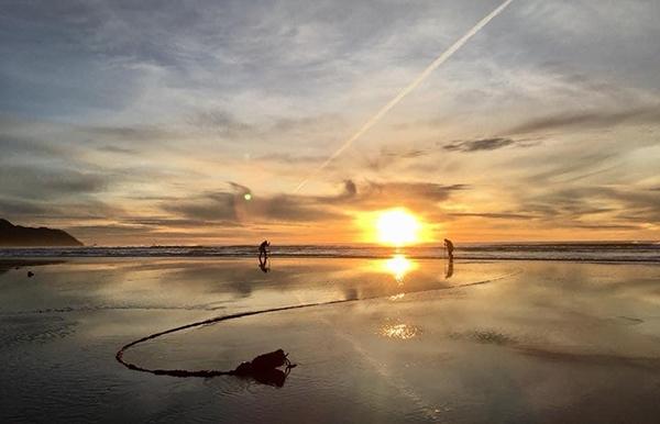 Photo by Jeff Case - sunset