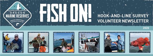 FishOn! Newsletter image