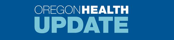 oregon health update banner