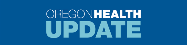 oregon health update banner