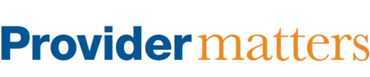 Provider Matters masthead