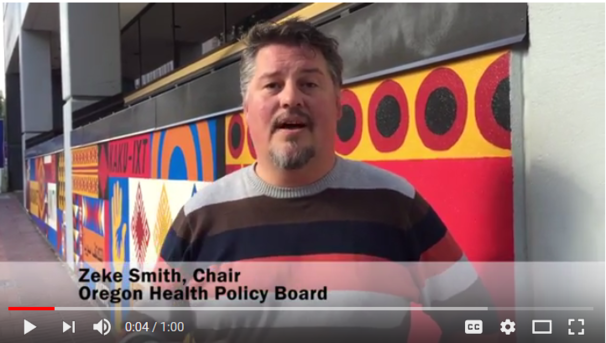 OHPB chairman Zeke Smith