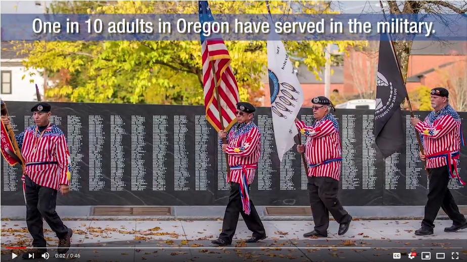 Veterans behavioral health video