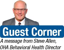 Guest corner Steve Allen